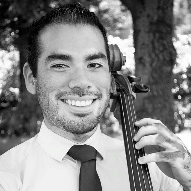 Picture of Erik Urbina.